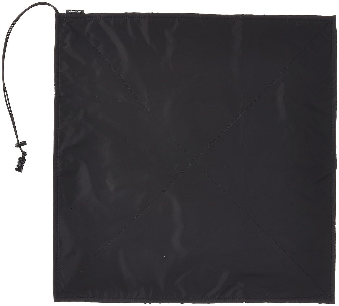 博覧会カード処理HAKUBA バッグアクセサリー カメララップ M ブラック KCW-MBK