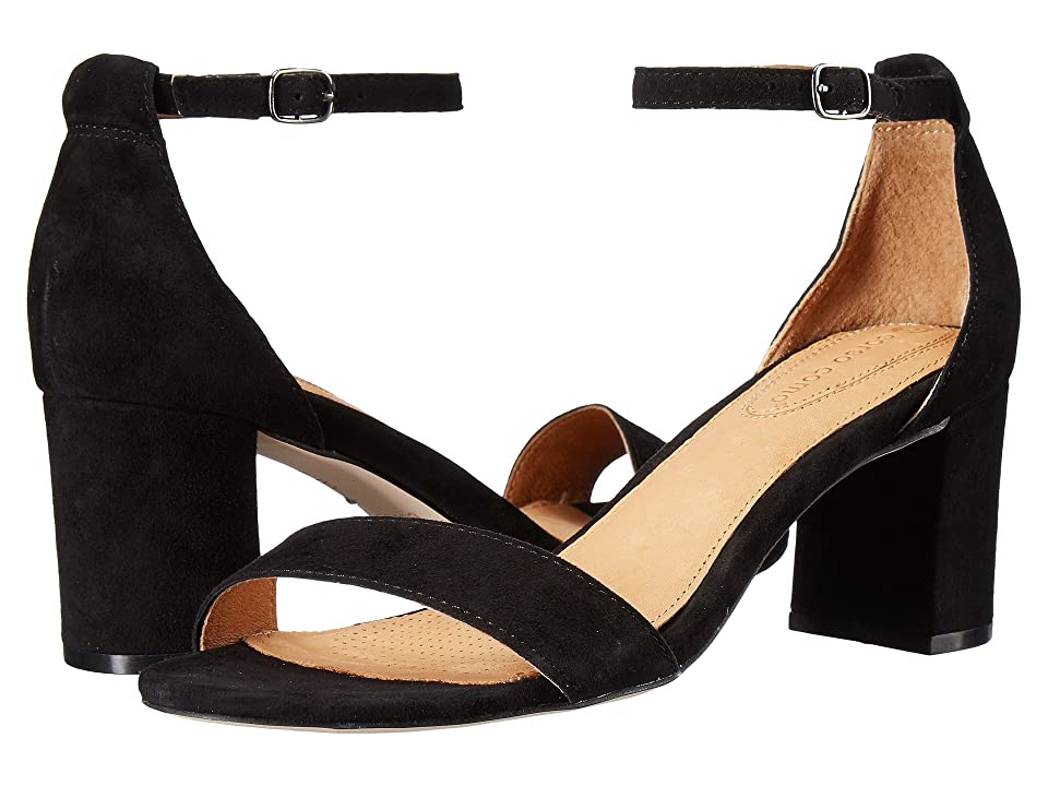 CC Corso Como Caress (Black Suede) Women