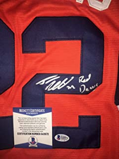 Josh Reddick Autographed Signed Memorabilia Houston Astros Jersey Nickname Red Dawg Star Beckett