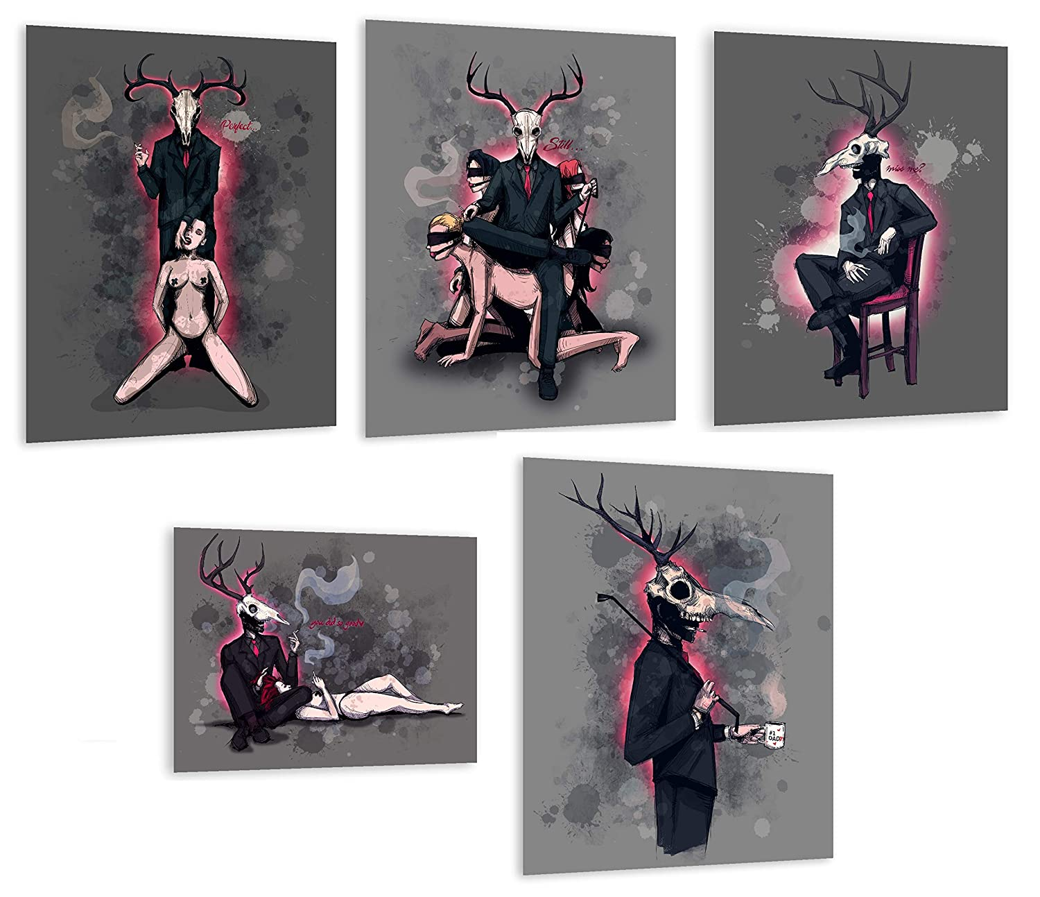 Deer Daddy Ranking TOP20 Entire 5 Two Series Jacksonville Mall Print