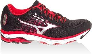 descuento Mizuno Zapatillas de Running Wave Inspire 11 Narrow Wos Wos Wos Negro Plateado Rojo EU 42 (US 10.5)  100% autentico