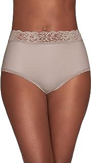 Vanity Fair womens Flattering Lace Brief Panty 13281 Briefs (pack of 1)