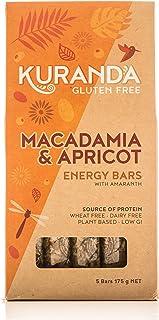 Kuranda Gluten Free Macadamia and Apricot 5 Energy Bars
