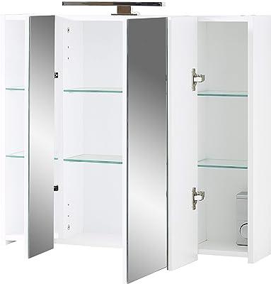 Movian Mirrored Cupboard 2754