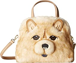 Kate Spade New York - Year of The Dog Chow Chow Small Lottie