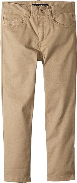 Belted Pants (Little Kids)