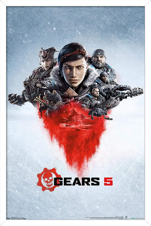 Trends International Gears 5 - Key Poster Wall 34 22.375