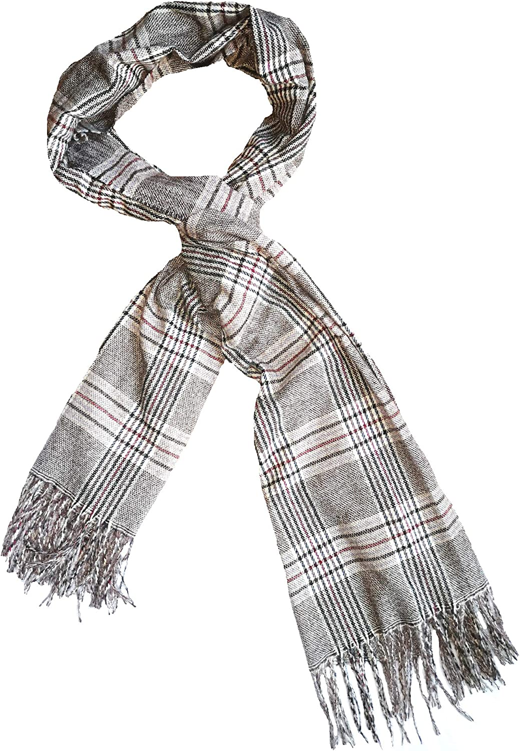Large Blanket Scarf service for Men Women Cozy Layer Warm Chunky 55% OFF Double