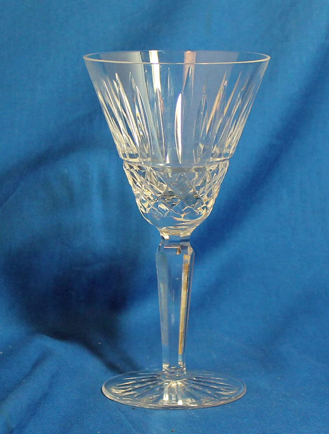 Waterford Crystal Maeve Wine Fashion Claret Jacksonville Mall Cut