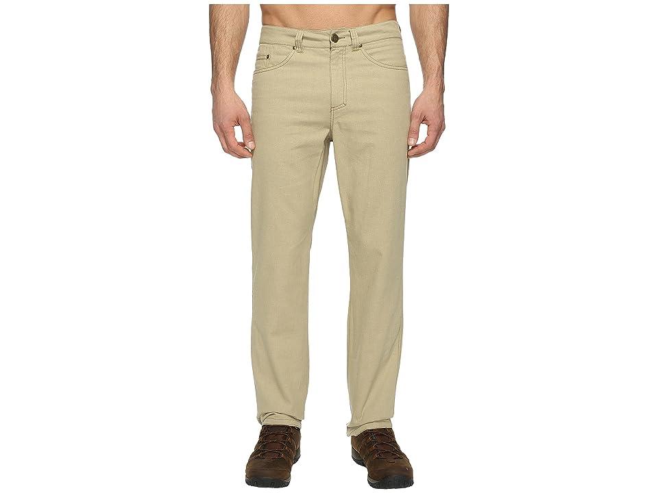 Royal Robbins Gulf Breeze Five-Pocket Pants (Desert) Men