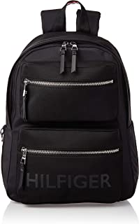 Tommy Hilfiger Backpack for Men-Black