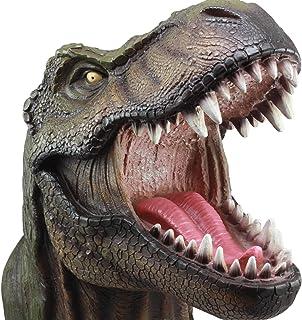 """Ebros Jurassic King Large T-Rex Head Wall Decor 13""""Tall Apex Dinosaur Killer.."""