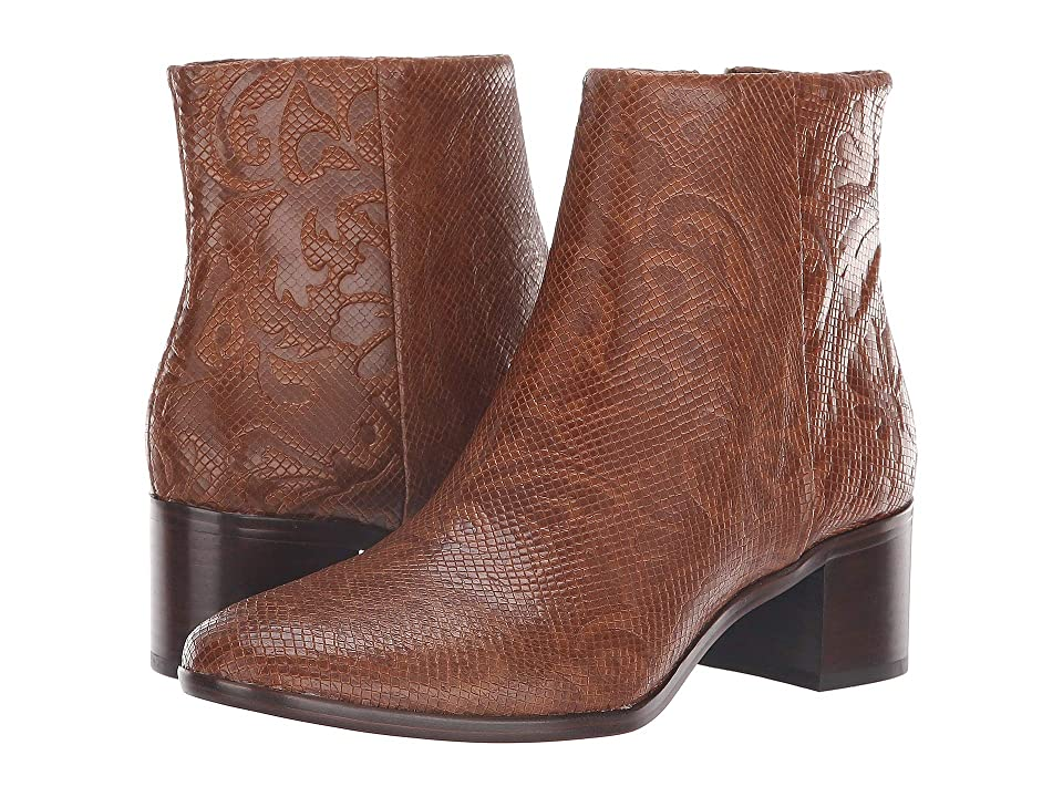 Patricia Nash Marcella (Cognac Tooled Snake) Women