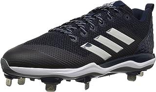 adidas Men's Freak X Carbon Mid Baseball Shoe, Collegiate RoyalWhiteBlue, 16 M US