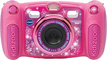VTech 508153 Kidizoom Duo 5.0 Camera,Pink