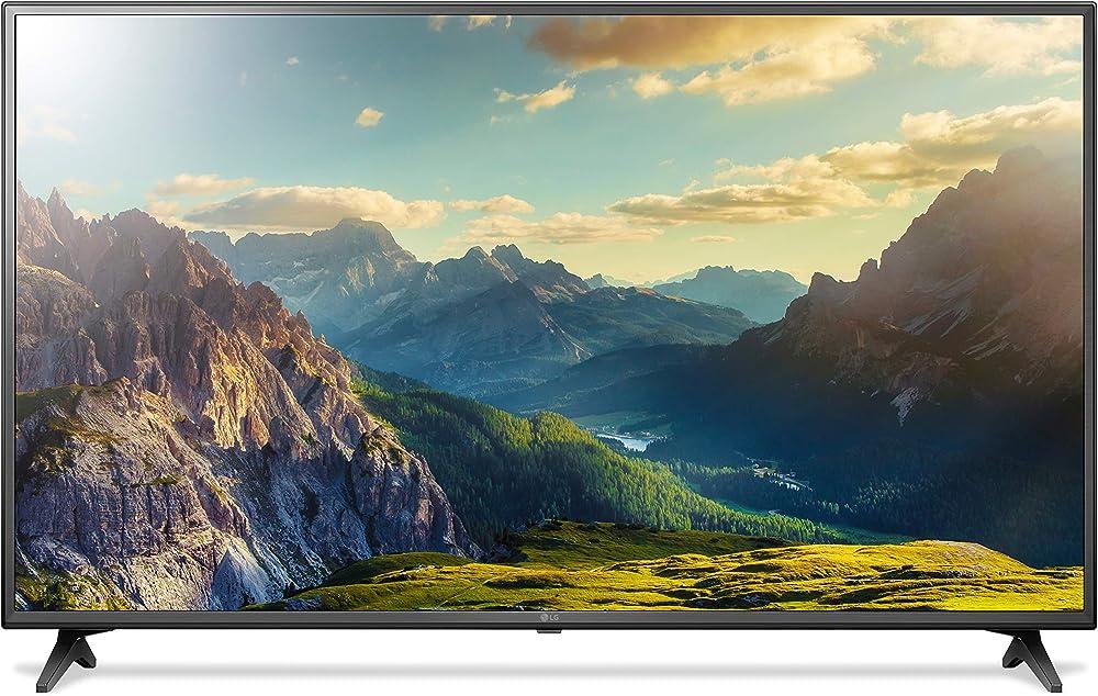 Lg smart tv uhd 4k da 60
