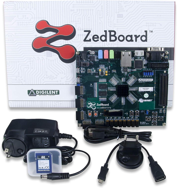 Digilent ZedBoard: Zynq-7000 ARM FPGA Wit SoC Development Ultra-Cheap Deals Board Limited price sale