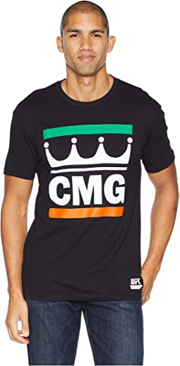 McGregor King CMG Short Sleeve Crew