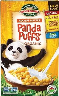 panda puffs nutrition