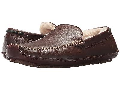 Trask Denton (Bourbon American Bison/Shearling) Men