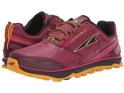 Altra Footwear Lone Peak 4 Low RSM (Beet Red) Women