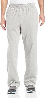 Men's Open Bottom Light Weight Jersey pants