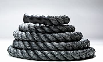"Training Ropes/Battle Ropes (1.5"" Thick X 25 FT Long)"