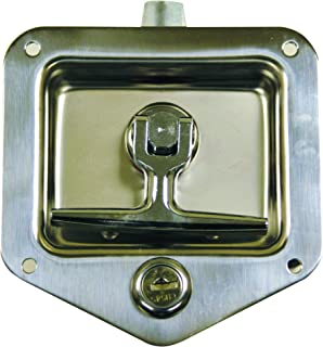 Buyers Products L8835 T-Handle Latch (Latch,T-Handle,Ss,Triple Point)