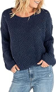 Rip Curl Lotus Crew Sweater Womens Knits