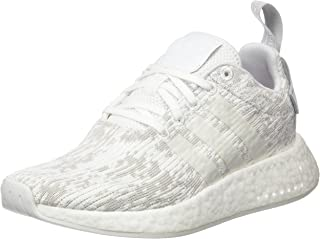 adidas Originals Women's NMD_R2 Trainers Footwear Two US6.5 White