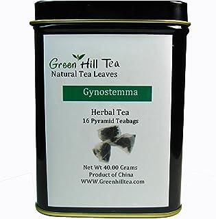 Gynostemma Tea, Gynostemma is also known as Jiaogulan – 16 tea bags