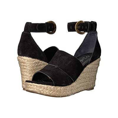 Matisse Cha Cha Wedge (Black) Women