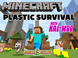 Clip: Minecraft Plastic Survival with Kai-Woo