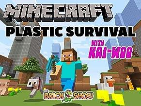 Clip: Minecraft Plastic Survival with Kai-Woo