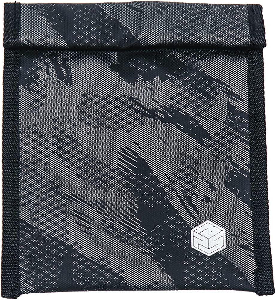 Barrier Bag Faraday Phone Pouch-Blocks All Signals! Protect Against Hackers & EMPs (Galactic Grey)