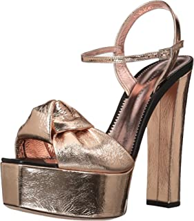 GIUSEPPE ZANOTTI Women's E800063 Heeled Sandal