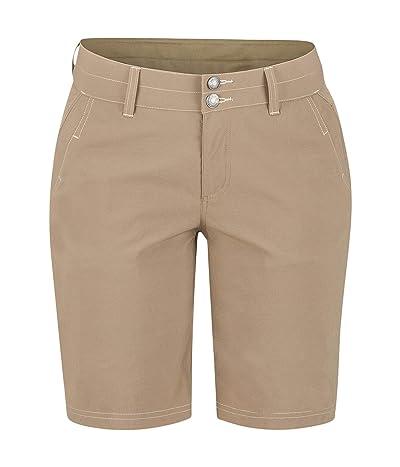 Marmot Kodachrome Shorts (Desert Khaki) Women