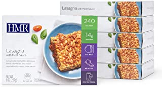 HMR Lasagna with Meat Sauce Entree, 8 oz. Servings, 6 Count