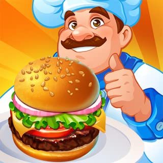 fast food restaurant cooking game