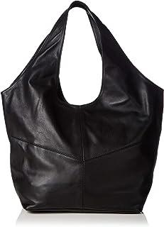 THINK! Damen Ledertasche_3-000126 Shopper, 43x33x17 cm (B x H x T)