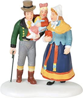 Department 56 Alpine Village Accessories Family Outing Figurine, 2.75