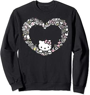 Hello Kitty Heart Favorite Things Sweatshirt