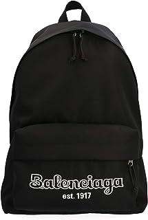 Balenciaga Men's 5032219TY7R1000 Black Nylon Backpack