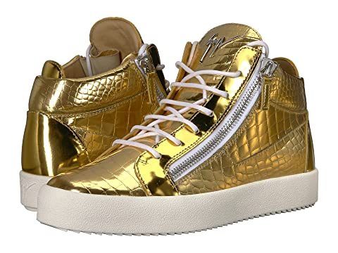 Giuseppe Zanotti May London Electra Mid Top Sneaker