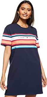 Tommy Jeans Women's TJW LOGO DRESS Dress