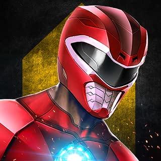Power Robot Rangers Fighting Mission Game 3d : Transforming Future Robot Legacy Wars Vegas Gangster Crime City Simulator Adventure