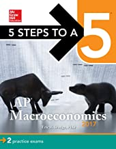 5 Steps to a 5: AP Macroeconomics 2017 (McGraw-Hill 5 Steps to A 5)