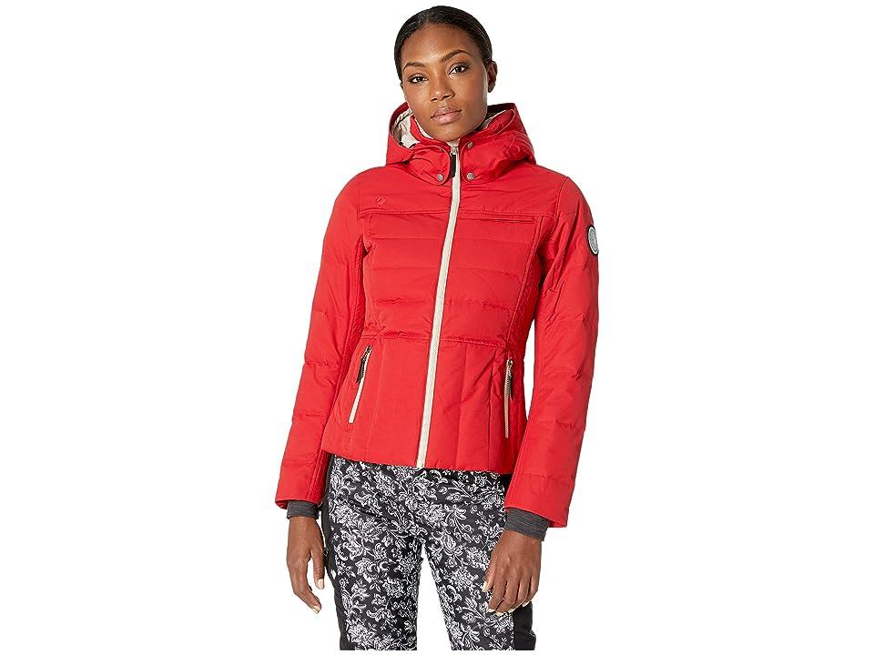 Obermeyer Joule Down Jacket (Red Bravado) Women