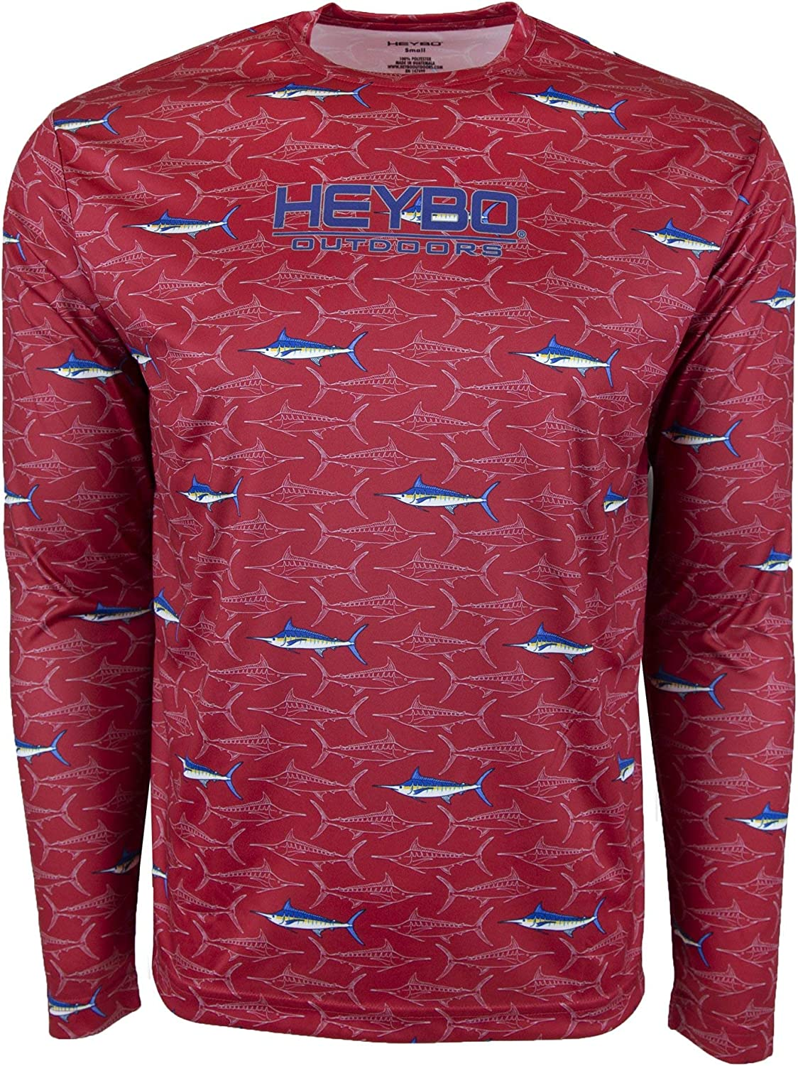 Super beauty product restock quality top Heybo Pursuit Long Sleeve Special sale item T-Shirt Performance