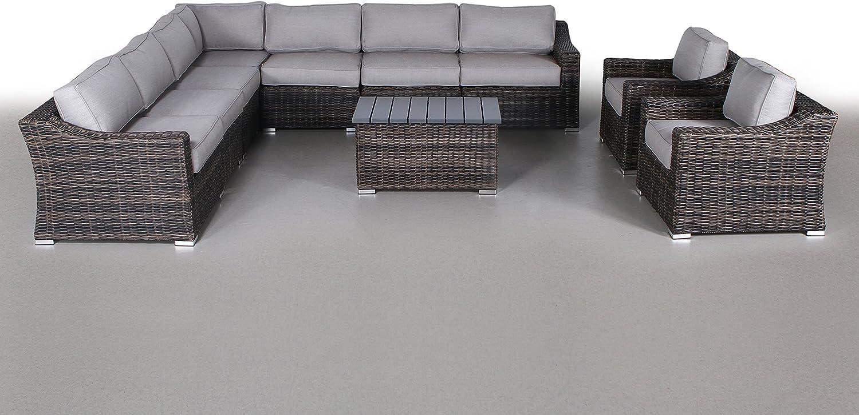 Century Modern Outdoor Gorgeous Marina Collection New life Patio Ga Furniture Sofa